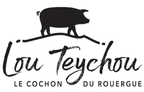 Lou Teychou, le cochon de Rouergue